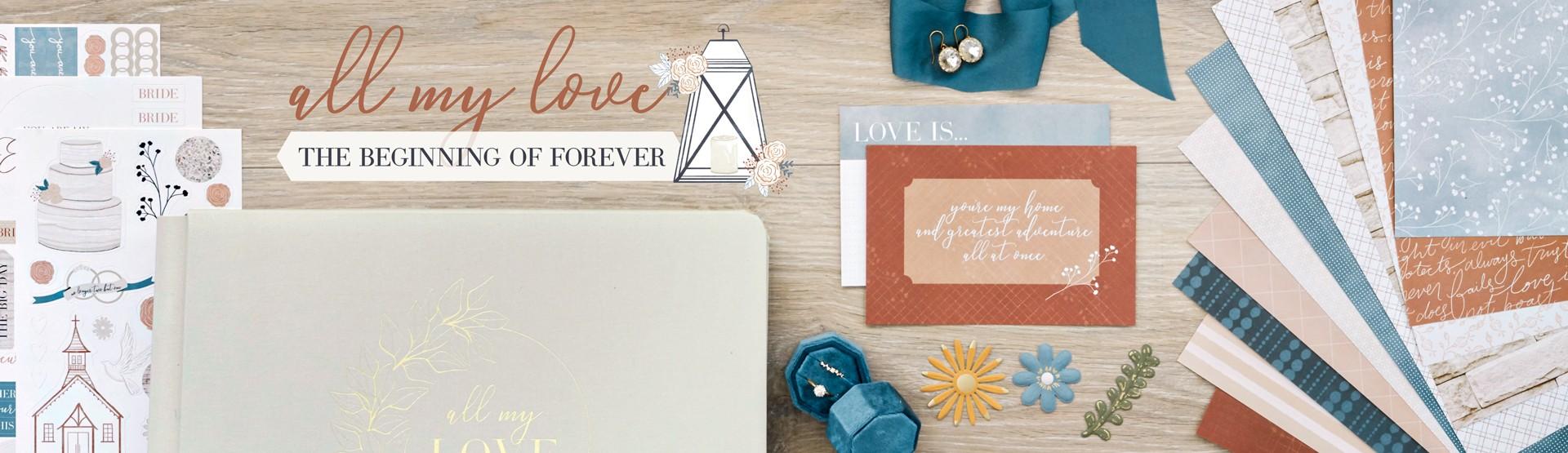 Wedding: All My Love
