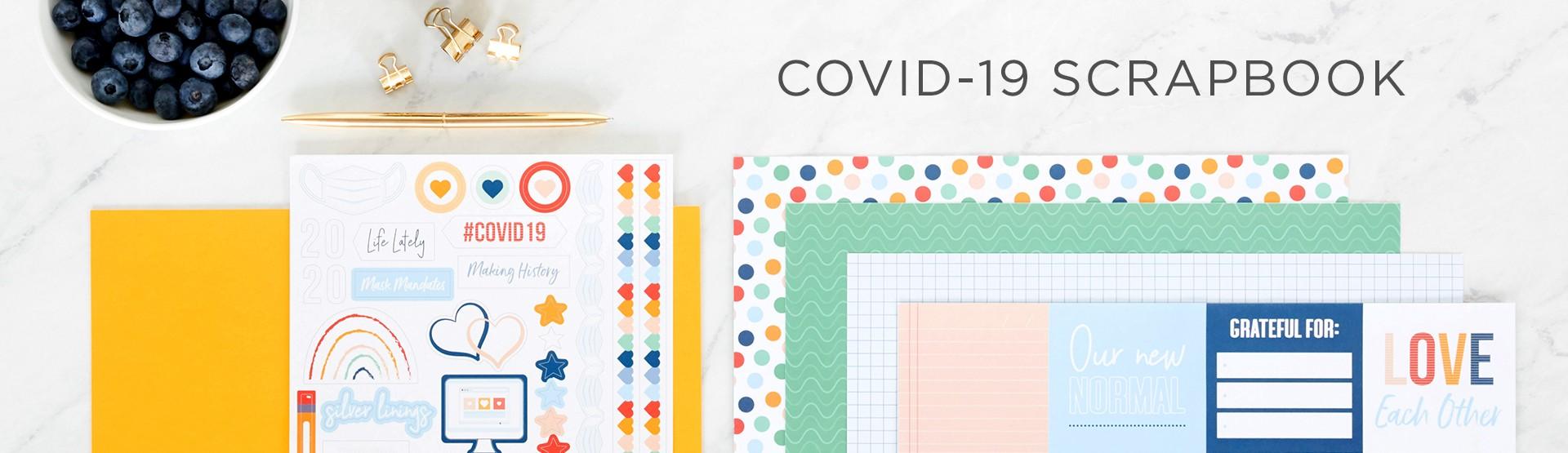COVID-19 Scrapbook