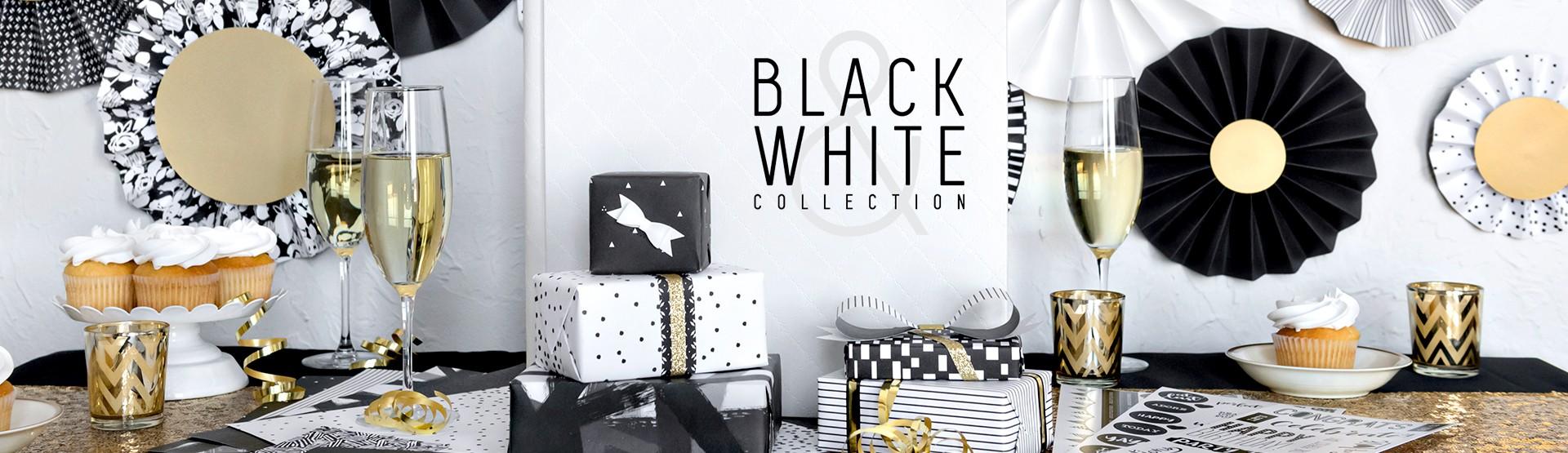 All Occasions: Black & White