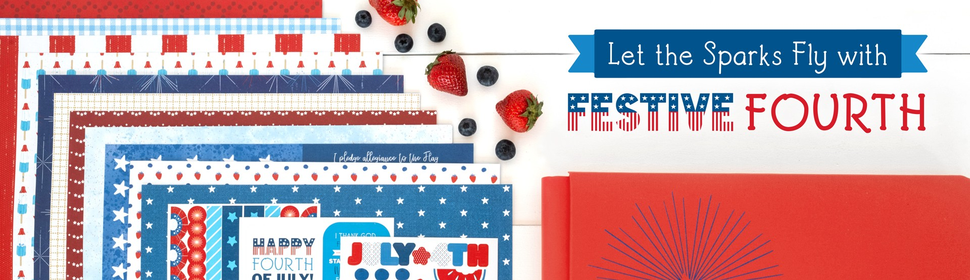 USA & Patriotic: Festive Fourth