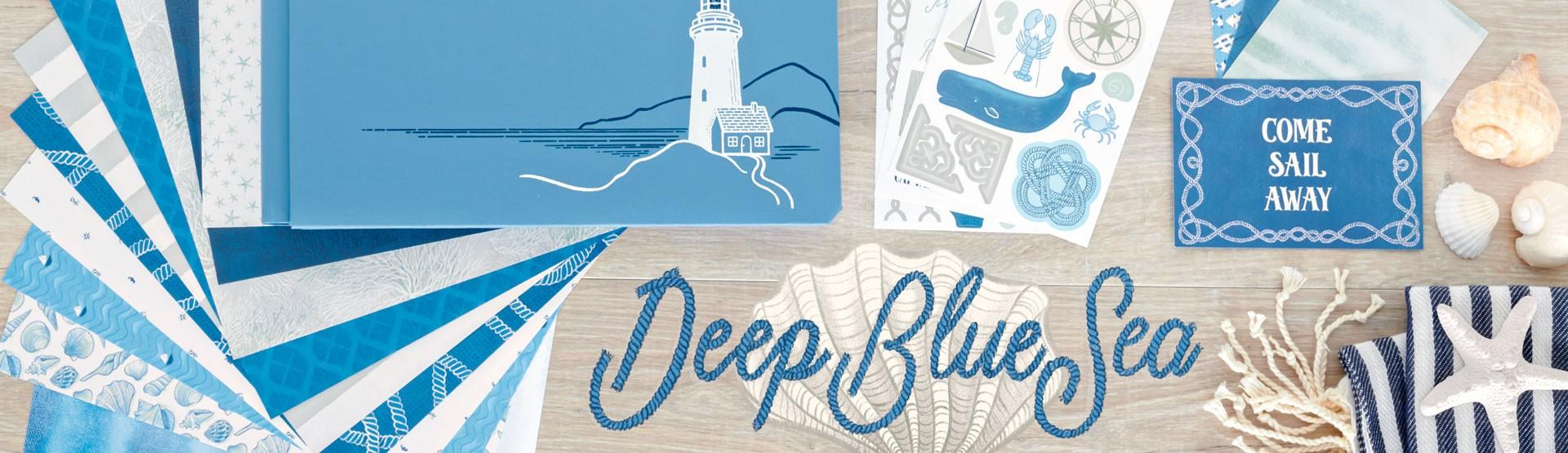 Nautical: Deep Blue Sea