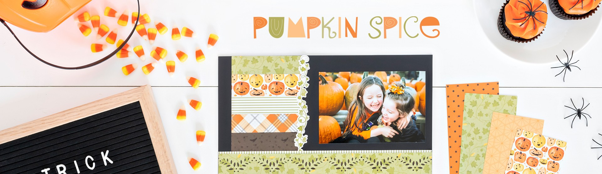 Autumn & Halloween: Pumpkin Spice