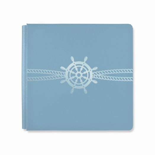 Creative Memories 12x12 Cruisin' Along cruise scrapbook album cover