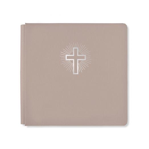 Creative Memories 12x12 Cross scrapbook album cover - Graceful