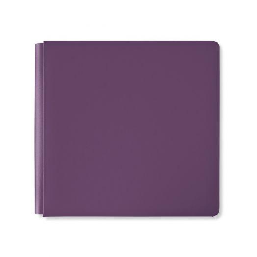 Eggplant 12x12 Album Cover - Creative Memories