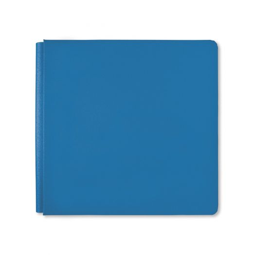 Ocean Blue 12x12 Album Cover - Creative Memories