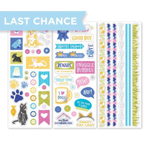 Best in Show Stickers (3/pk)