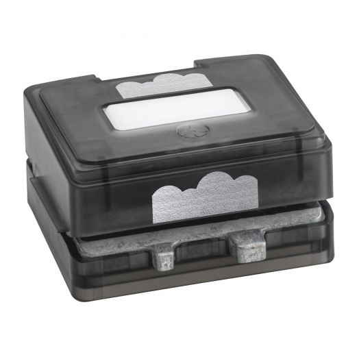 Creative Memories Clouds BMC - makes cloud cutouts for scrapbooking and crafts