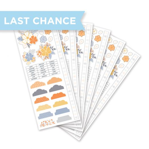 Croptoberfest 2018 Stickers (6/pk) - Creative Memories