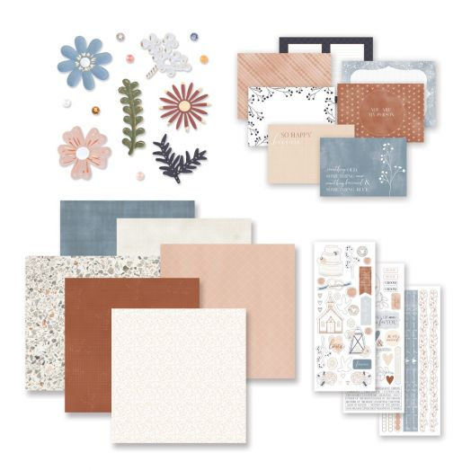 Creative Memories All My Love scrapbooking wedding kit