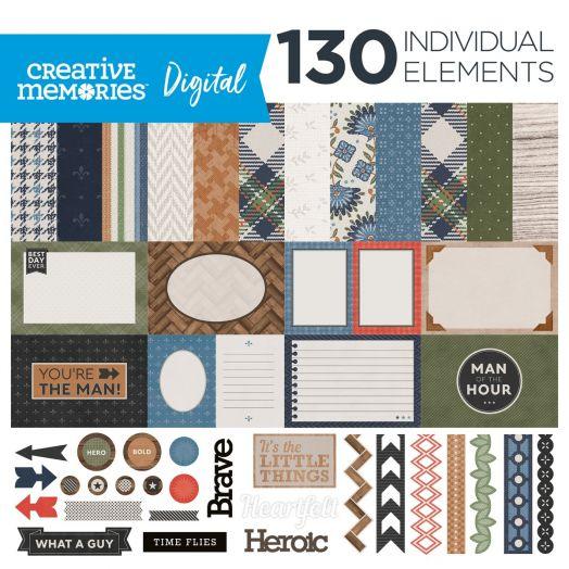 Digital Genuine Kit