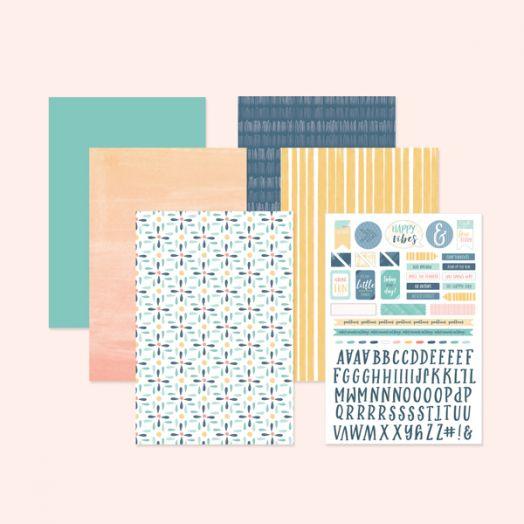 Creative Memories Happy Album Kit #17 scrapbook kit - 657049
