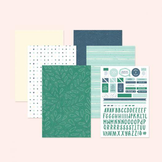 Creative Memories Happy Album Scrapbook Kit 21 - 657053