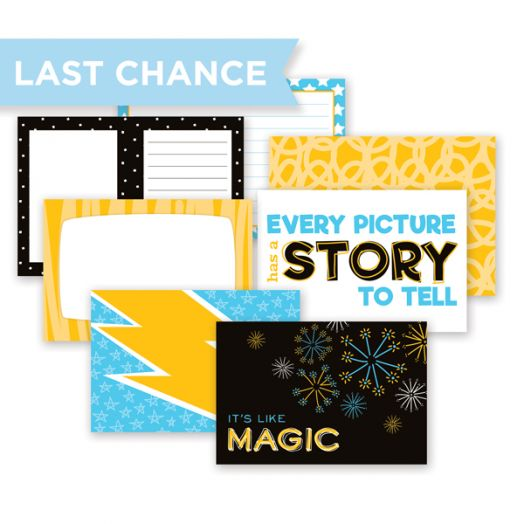 Imagine That! Variety Mat Pack  by Creative Memories