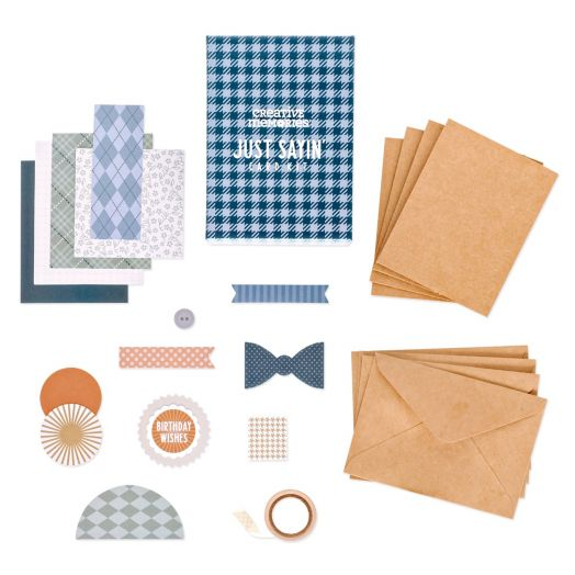 Just Sayin' Card Kit - Creative Memories