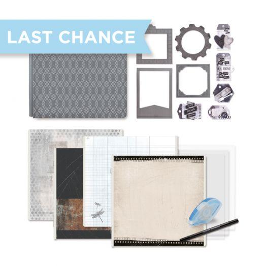 Creative Memories Memoirs & Memories Fast2Fab™ memory book kit