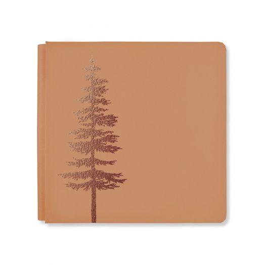 Creative Memories Smore Memories 12x12 cedar scrapbook album cover
