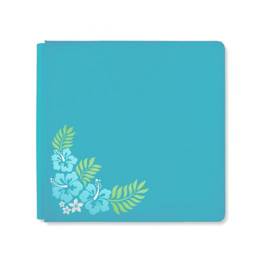 Creative Memories Vitamin Sea tropical scrapbook